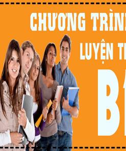 học ngoại ngữ b1