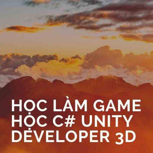 Học làm game 3d