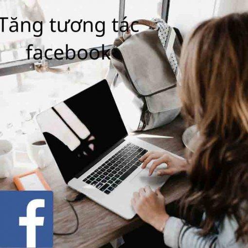 Tăng tương tác facebook