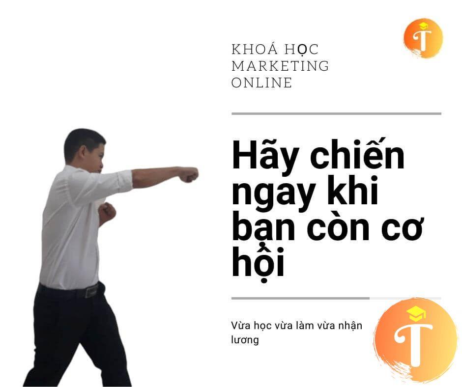 Nắm bắt cơ hội ngay khi bạn có thể tại Toidayhoc - Marketing là gì ?