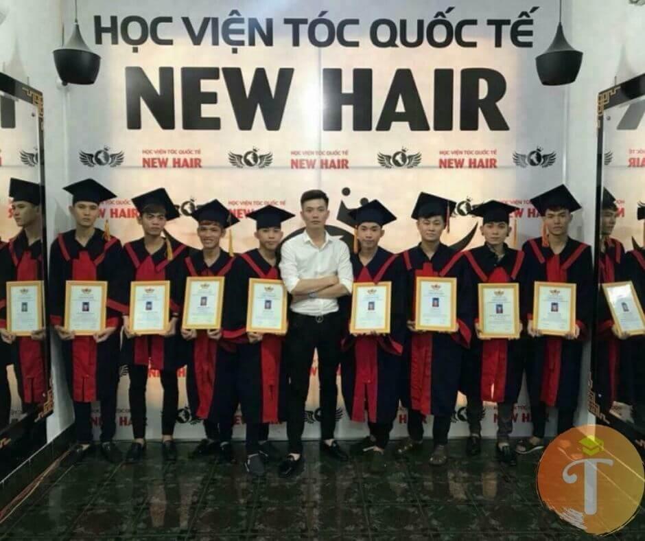 Học viên Tóc New Hair Đà Nẵng